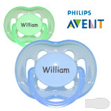 MiChupetes Philips Avent Freeflow, simétricos, silicona, talla 2