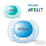 MiChupetes, Philips Avent Ultra Soft, simétricos, silicona, talla 1