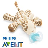Philips Avent ultra soft snuggle, jirafa