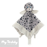 Manta de My Teddy y Sujeta-chupete, My Seal